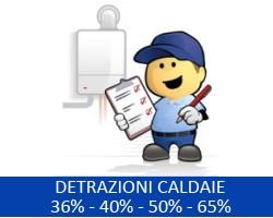 detrazione fiscale caldaie a roma