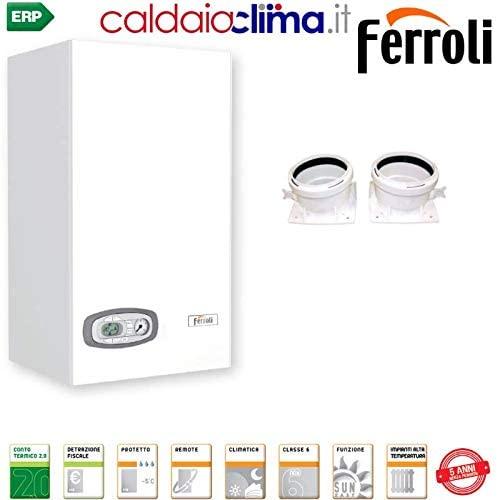 Caldaia A Condensazione Ferroli Divacondens Plus D F24-24kw Metano prezzi e opinioni