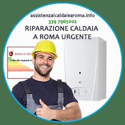 riparazione caldaie roma