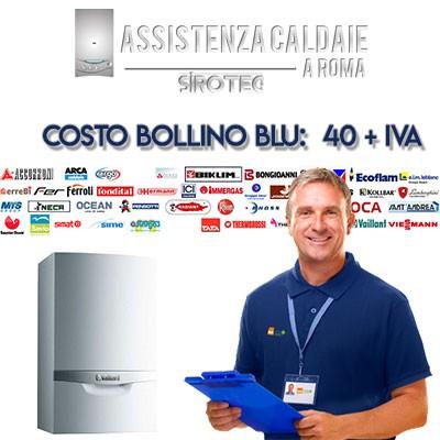 costo bollino blu al prezzo di 40+IVA TUTTO L'ANNO.